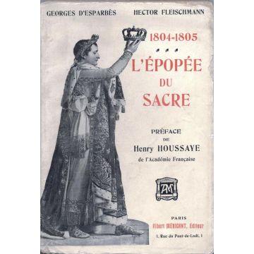 1804-1805 L'Epopee du Sacre