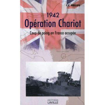 1942, opération Chariot DISPONIBLE