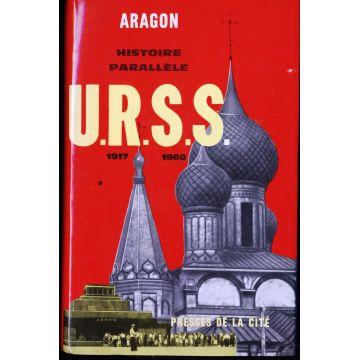 2 tomes Histoire parallèle URSS 1917-1960