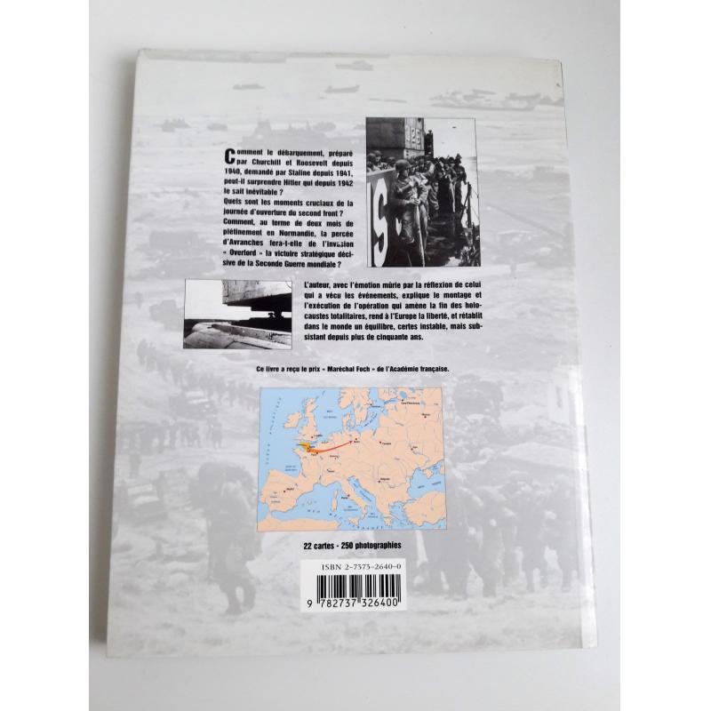 6 juin 1944 debarquement en Normandie