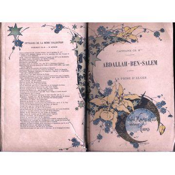 Abdallah-Ben-Salem la prise d'Alger