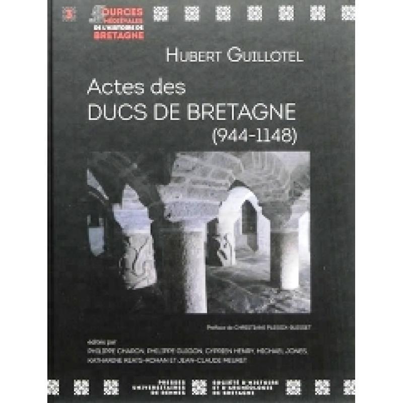 Actes des ducs de Bretagne 944-1148