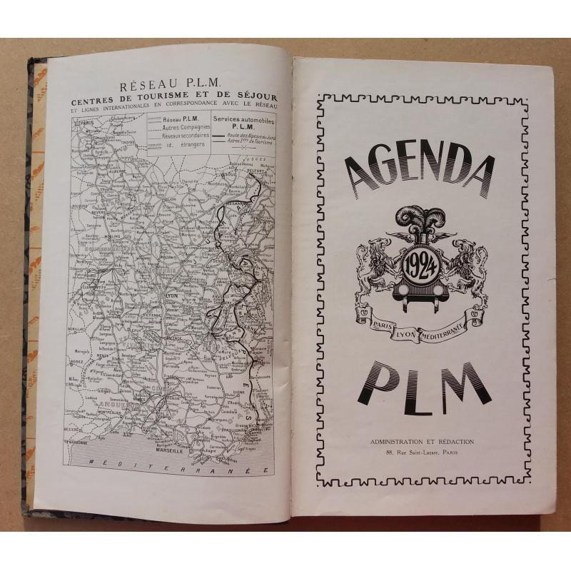 Agenda PLM 1924