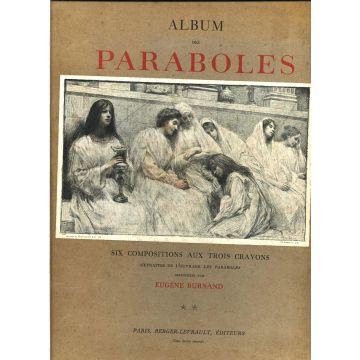 Album des paraboles six compositions aux trois crayons