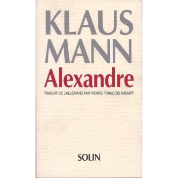 Alexandre  (roman)