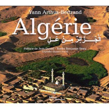 Algérie vue du ciel