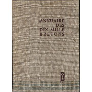 Annuaire des dix mille Bretons