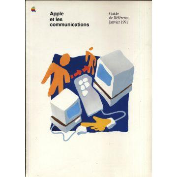 Apple et les communications Guide de reference Janvier 1991