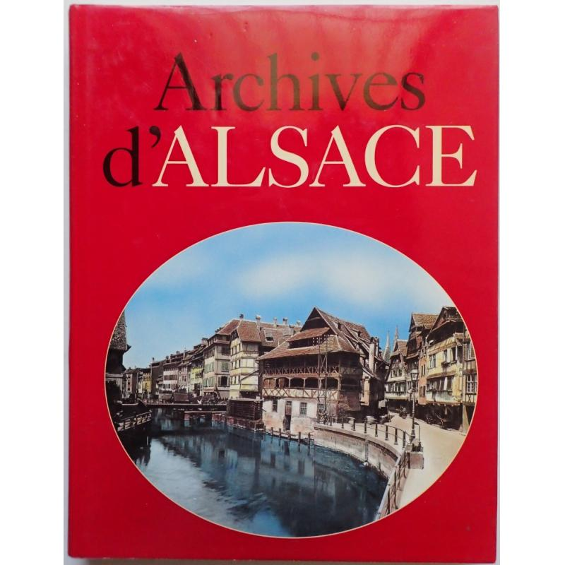Archives d'Alsace
