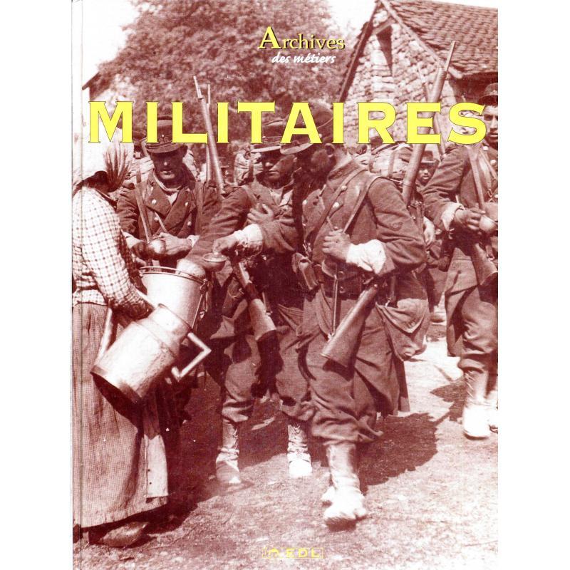 Archives des métiers Militaires