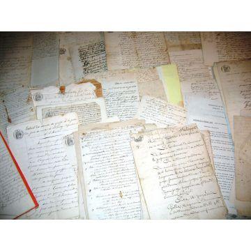 Archives notariées de la Drôme
