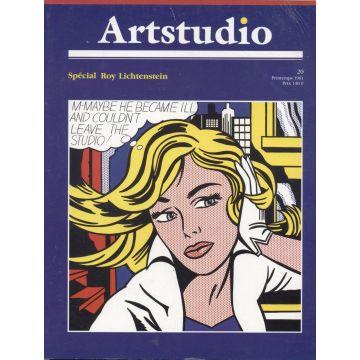 Artstudio n°20 special Roy Liehtenstein - Revue