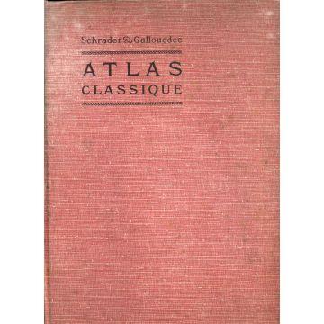 Atlas classique de geographie ancienne et moderne