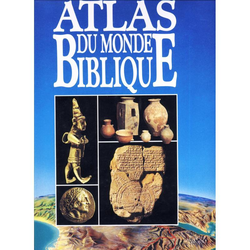 Atlas du monde Biblique