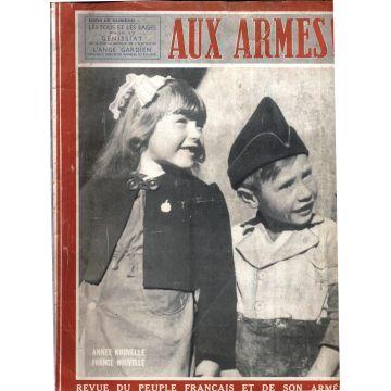 Aux armes ! Revue du peuple français et de son armee n°15