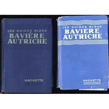 Baviere Autriche, Guides bleus