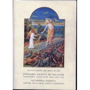 Beatificazione dei servi di dio