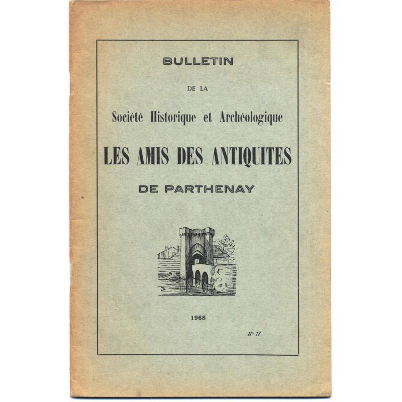 Bulletin de la société historique et archéologique n°17