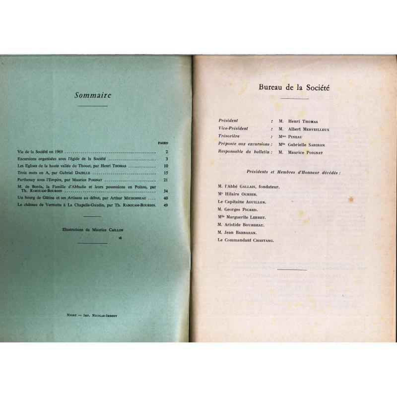 Bulletin de la société historique et archéologique n°18