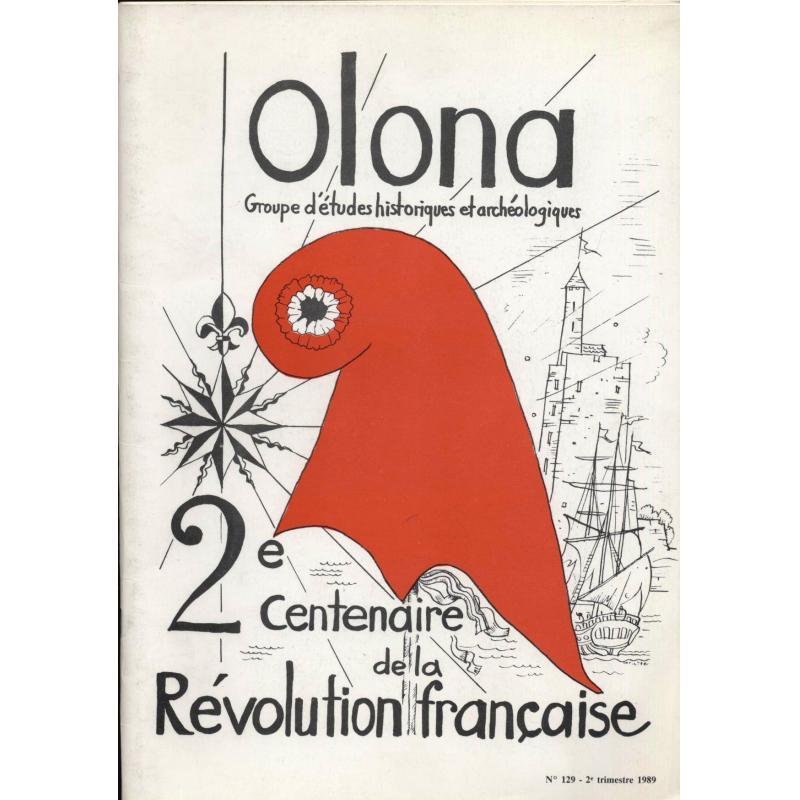 Bulletin n° 129 OLONA