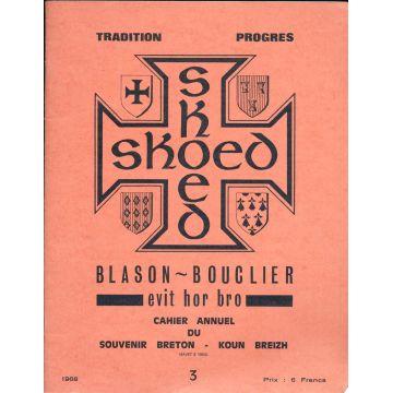 Cahier annuel du souvenir breton - koun breizh n°3