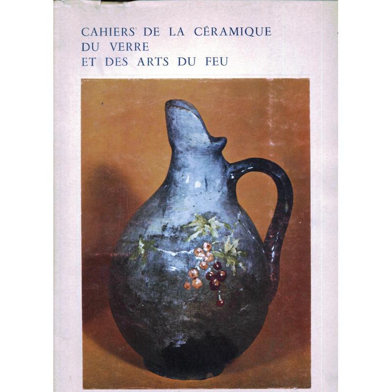 Cahiers de la céramique du verre et des arts du feu n°41