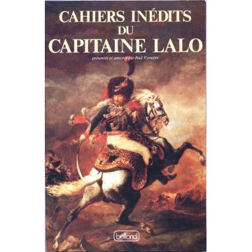 Cahiers inedits du capitaine Lalo