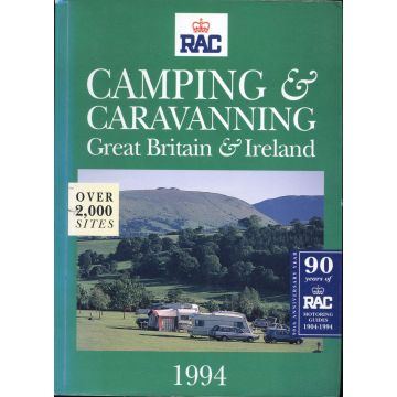 Camping & caravanning  Great Britain & Ireland