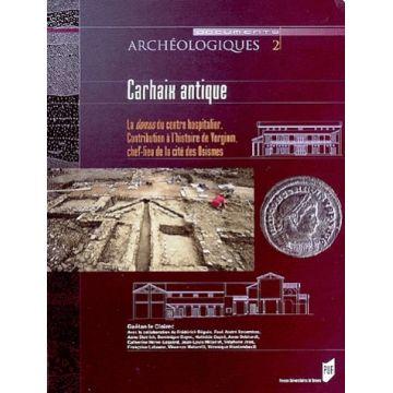 Carhaix antique - La domus du centre hospitalier