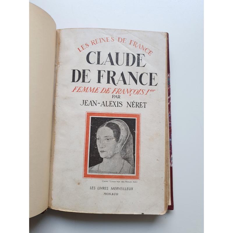 Claude de France, femme de François Ier