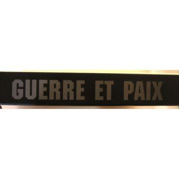 Coffret Guerre Paix Paris-Match