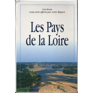 coffret Les Pays de la Loire 5 livres
