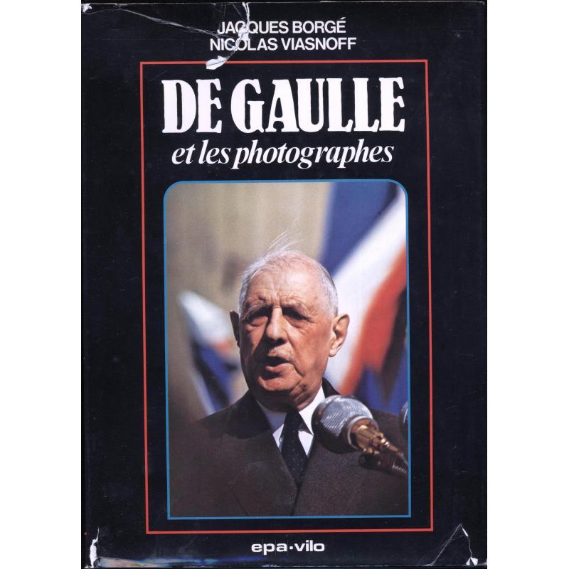 De Gaulle et les photographes