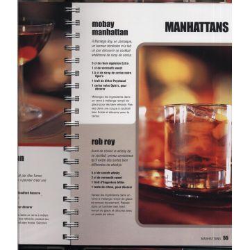 Delicieux cocktails pour l'amateur