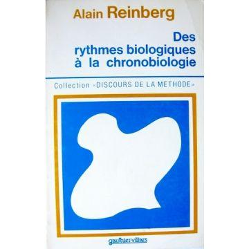 Des rythmes biologiques à la chronobiologie. 2ème Édition