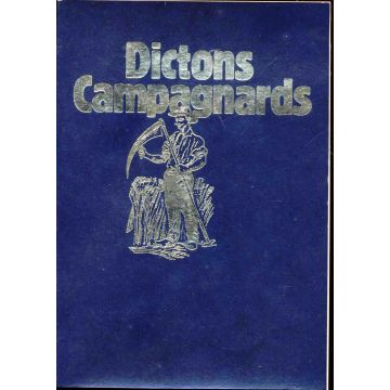 Dictons campagnards