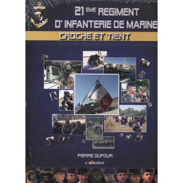 Disponible 21e Régiment d'infanterie de marine Croche et tient