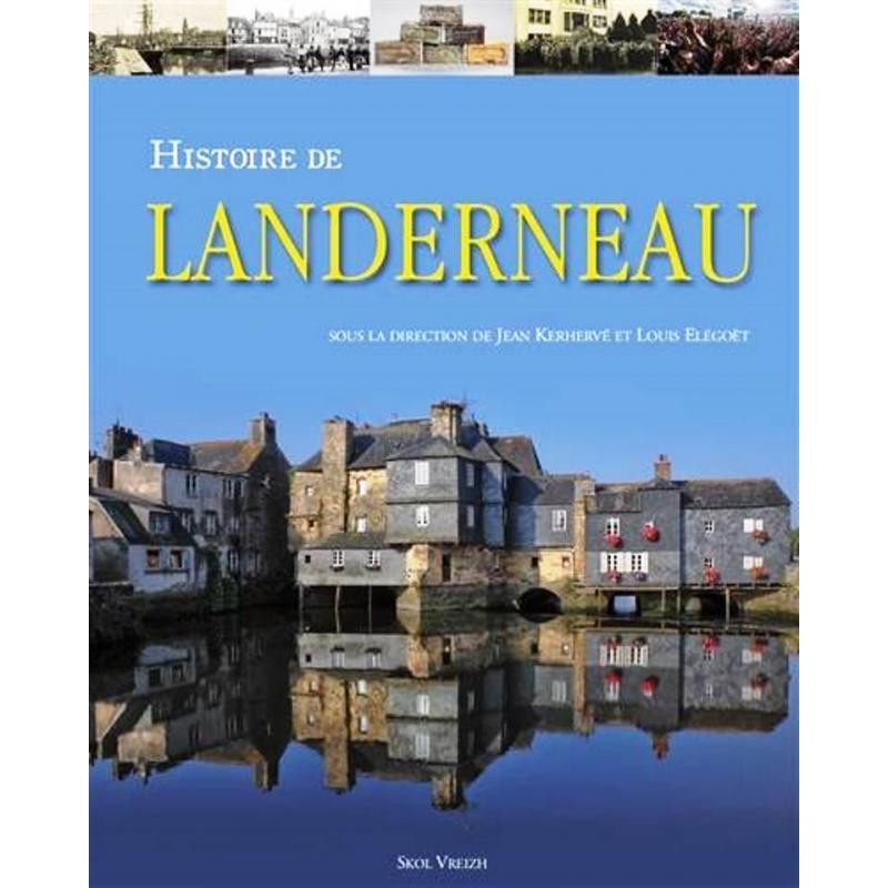 Disponible Histoire de Landerneau