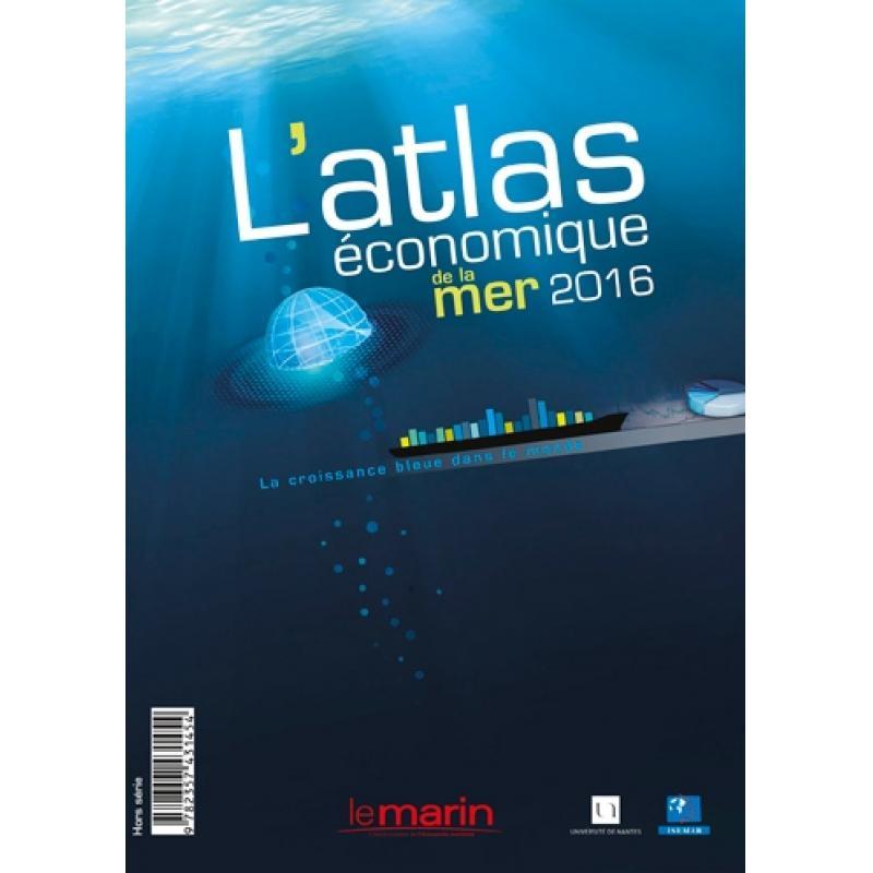 Disponible L'atlas économique de la mer 2016