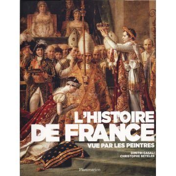 DISPONIBLE L'Histoire de France vue par les peintres
