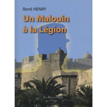 DISPONIBLE Un malouin à la légion