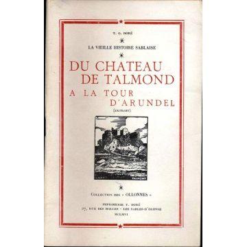 Du château de Talmond a la tour d'Arundel