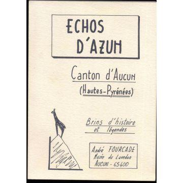 Echos d'Azun canton d'Aucun (Hautes-Pyrenees)