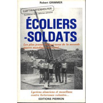 Ecoliers - soldats les plus jeunes Malgré-nous de la seconde guerre mondiale racontent...