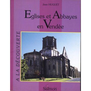 Eglises et abbayes en Vendée