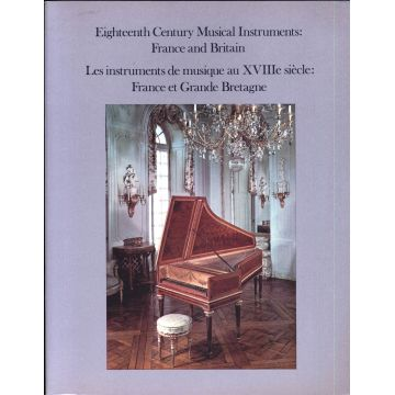 Eighteenth century musical instruments France and britain, instruments  musique