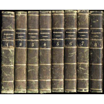 Elemens de littérature 8 tomes