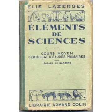 Eléments de sciences