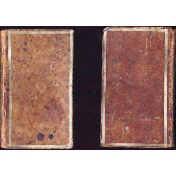 Fables choisies mises en vers par la Fontaine - 2 volumes