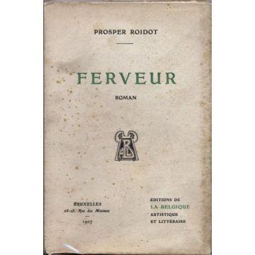 Ferveur (Roman)